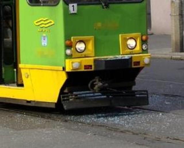 Na ul. Grunwaldzkiej doszło do kolizji tramwaju linii nr 6 z ...