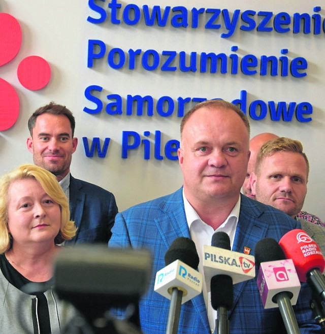 Porozumienie Samorządowe kompletuje listy wyborcze