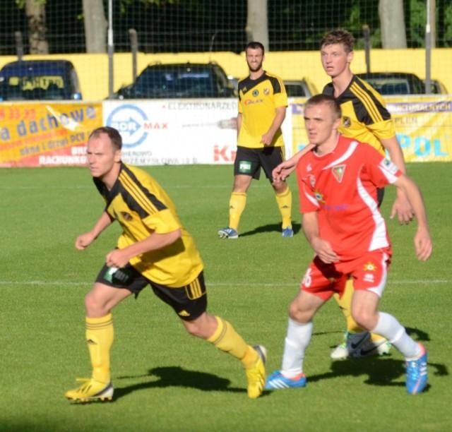 W 90 min. rozmiar porażki strzelając gola zmniejszył Rafał Siemaszko