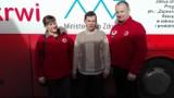 Pobór krwi w Darzlubiu: zarejestrowali 26 osób, przyjęli też 6 nowy członków do Daru Serca Darzlubie