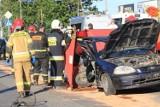 Najtragiczniejsze wypadki w Oleśnicy i Sycowie minionego roku. Tutaj śmierć zebrała swoje żniwo