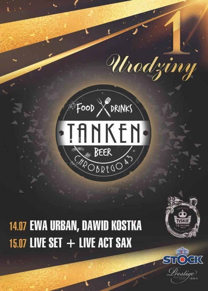 Tanken Pub świętuje rok swojej działalności. Z tej okazji...