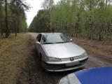 Policja Krosno Odrzańskie. Dzięki obywatelskiej postawie udało się zatrzymać pijanego kierowcę, który porzucił auto i... zgłosił kradzież