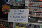Szóstka w Lotto została skreślona w Dębicy! Milioner zagrał w kolekturze przy ul. Głowackiego!
