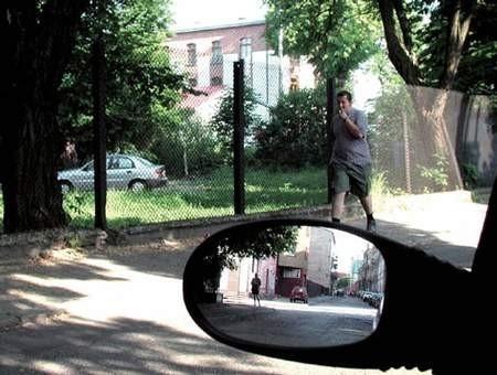 W pobliżu tej szkoły miał być złożony haracz. fot. Jakub Morkowski