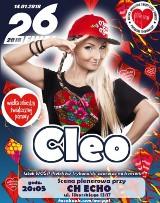 Cleo na WOŚP w Piotrkowie