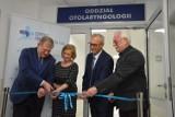 Uroczyste otwarcie oddziału otolaryngologii w Wejherowie. Remont kosztował ponad 1,2 mln zł [ZDJĘCIA]