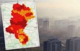 Smog w woj. śląskim znowu nie daje żyć. Oto pomiary - sprawdź gdzie jest najgorzej?