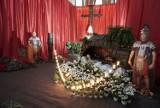 Groby Pańskie w kościołach Łodzi. Mimo epidemii są piękne! ZDJĘCIA