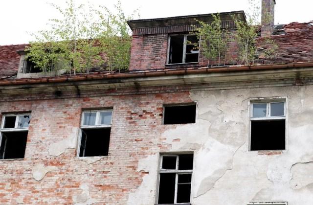 Brzydkich miejsc w Krośnie Odrzańskim jest całkiem sporo. Część z nich jest na widoku, inne są ukryte.