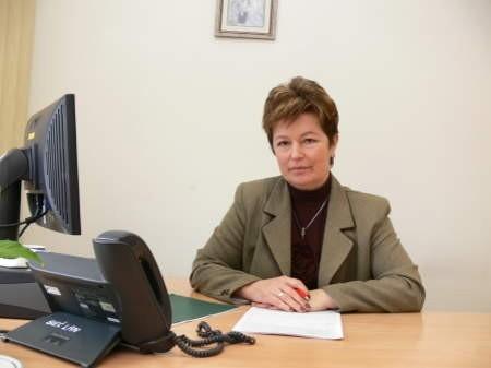 Danuta Lebioda, kierownik ARiMR w Tuchomiu. Fot. Marcin Pacyno