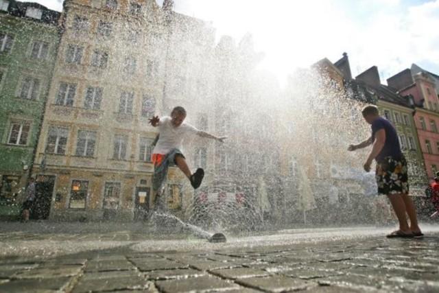 POGODA W WARSZAWIE. Długi weekend 4-7 czerwca zapowiada się gorący