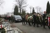 Pogrzeb Kazimierza Kutza w Katowicach. Przyjaciele żegnają Mistrza [ZDJĘCIA, WIDEO]