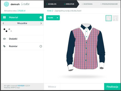 51beebb0c Modowy startup z Poznania: Teraz sam możesz zaprojektować swoje ...