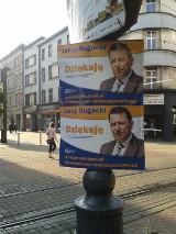 Wybory samorządowe Chorzów 2014. Na Wolce pierwsze plakaty wyborcze [FOTO]
