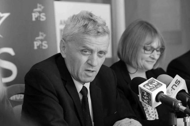 Senator Stanisław Kogut zmarł 18 października w gorlickim szpitalu