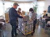 Zakon Joannitów przekazał dary dla mieszkańców DPS w Kwidzynie. Pomoc ponownie zorganizował dr Christian Meyl