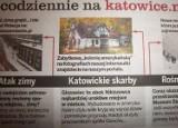 """""""Dziennik Zachodni"""" promuje moją galerię o Giszowcu"""