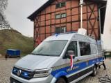 Mobilne laboratorium dla gdańskiej straży miejskiej. Będzie można badać w nim jakość powietrza oraz wody