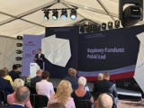 W Kamieńcu Ząbkowickim premier Mateusz Morawiecki mówił o finansach samorządów i Afganistanie