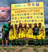 Świetne wyniki drużyn z powiatu krotoszyńskiego podczas Koźmin Cup
