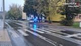 Wypadek w Piekarach Śląskich. Samochód potrącił kobietę na przejściu