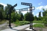 Brama do Parku Bończyk jak brama do Auschwitz? Takiego zdania jest wielu mieszkańców Mysłowic. Okazuje się, że to nie koniec prac nad bramą