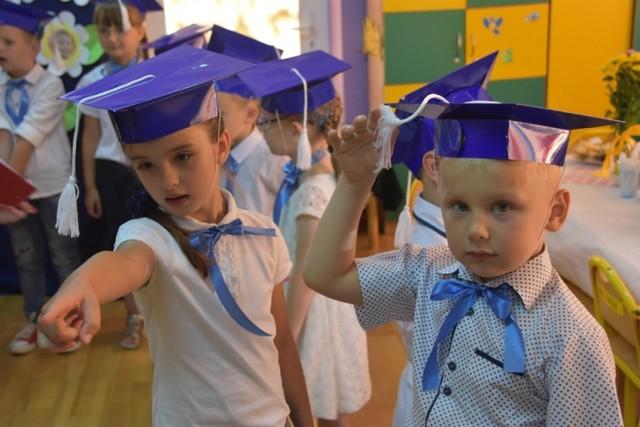 Koniec roku szkolnego w przedszkolu w Kurnosie Drugim