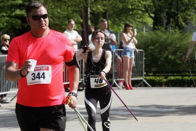 Otwarte Mistrzostwa Legnicy w Nordic Walking