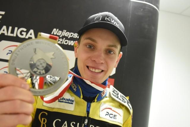 W 2017 roku na torze w Gorzowie Szymon Woźniak wywalczył tytuł indywidualnego mistrza Polski seniorów