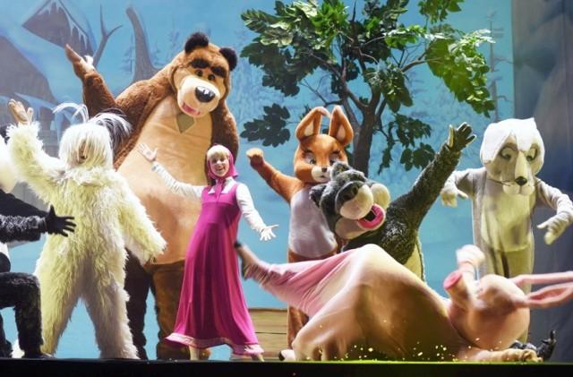 Zobaczcie, jak bawili się najmłodsi na premierze widowiska 1 grudnia w Zielonej Górze>>>
