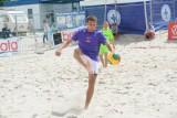 Ustka: Eliminacje Beach Soccera na usteckiej plaży [ZDJĘCIA+FILM]