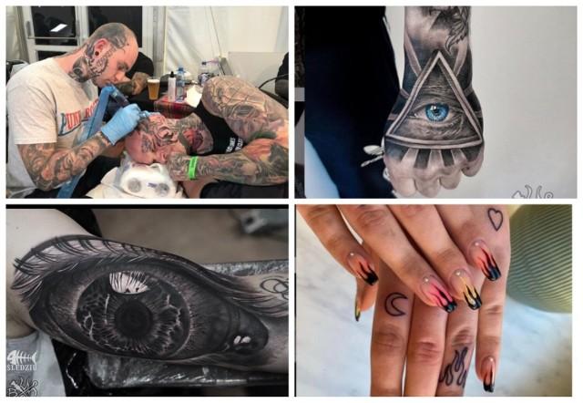 Dzieła sądeckich tatuatorów