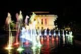 Przygotowania do uruchomienia fontanny
