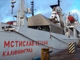 """To z tego statku Rose wyrzuciła do wody """"Serce Oceanu"""". Statek był w Szczecinie!"""