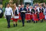 Udane dożynki gminy Borne Sulinowo w Piławie. Święto plonów w rytmach country [zdjęcia]