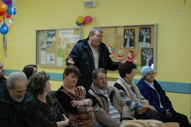 26 właścicieli mieszkań (9 należy do spółdzielni) przy ul. ks. Pomorskich 38 chciało wiedzieć, co ich czeka
