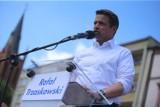 Rafał Trzaskowski w Szczecinie. Kandytat spotka się z wyborcami
