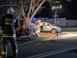 UWAGA! Poważny wypadek na trasie Zbąszyń Chobienice - droga zablokowana