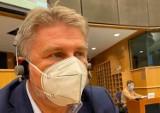 Europoseł z Jasła głosował za wprowadzeniem paszportu covidowego