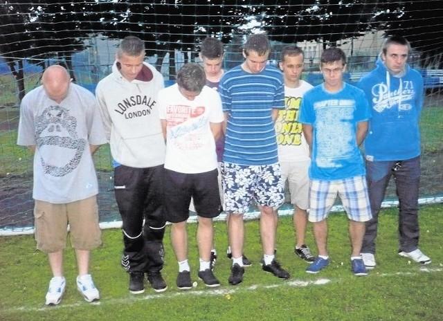Młodzi piłkarze Przemysława Poznań nie tak wyobrażali sobie wkroczenie w świat dorosłej piłki