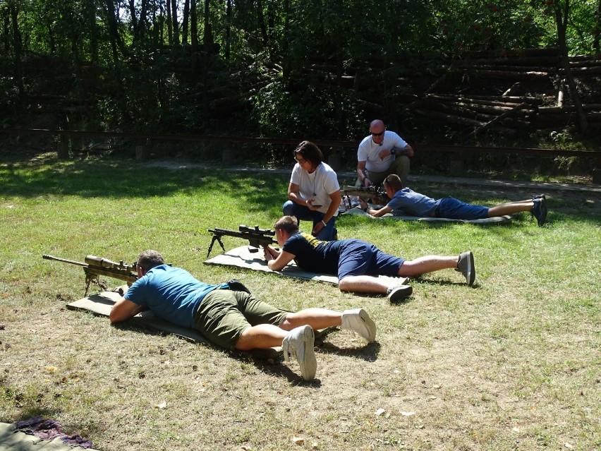 Piknik Strzelecki w Okręglicy. Pomagali Natalii ze Złoczewa