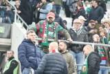 Byłeś w weekend na meczu Śląska Wrocław z Rakowem Częstochowa? Poszukaj się na zdjęciach!