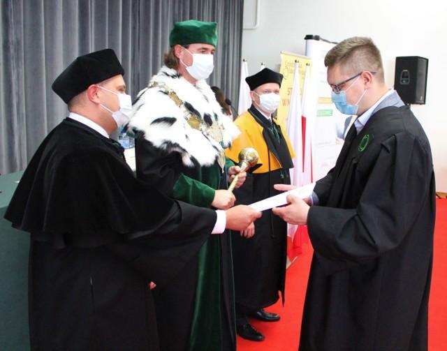 GSW Milenium. Inauguracja roku akademickiego z nowym rektorem