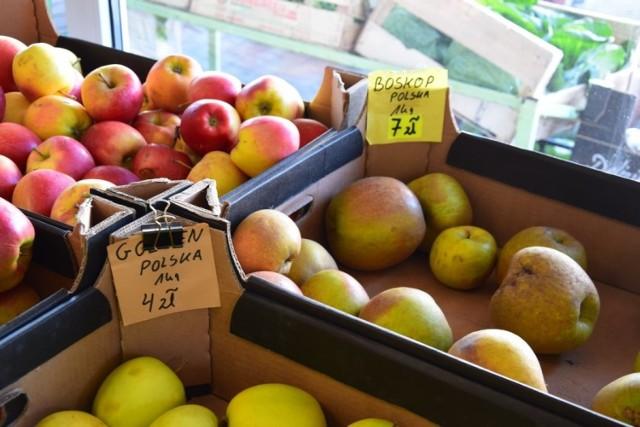 Ceny w słubickich warzywniakach