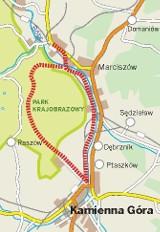 Trasa rowerowa przez Rudawski Park Krajobrazowy