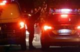 Napaść na policjantów w Gostyni. Rozbił butelkę po piwie i zaatakował dzielnicowych