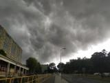Burza, ulewa i grad w Słupsku i regionie. ZDJĘCIA internautów