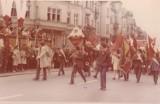 W Wałbrzychu po Święcie Pracy pozostały tylko wspomnienia