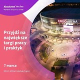 Absolvent Talent Days - największe targi pracy i praktyk w Polsce. Już 7 marca w Ergo Arenie